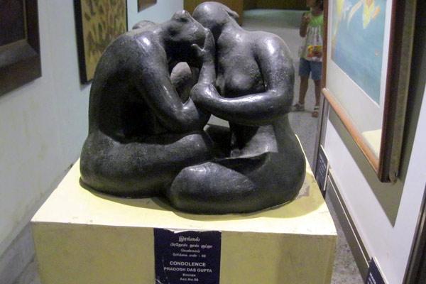 Inside Salarjung Museum Hyderabad