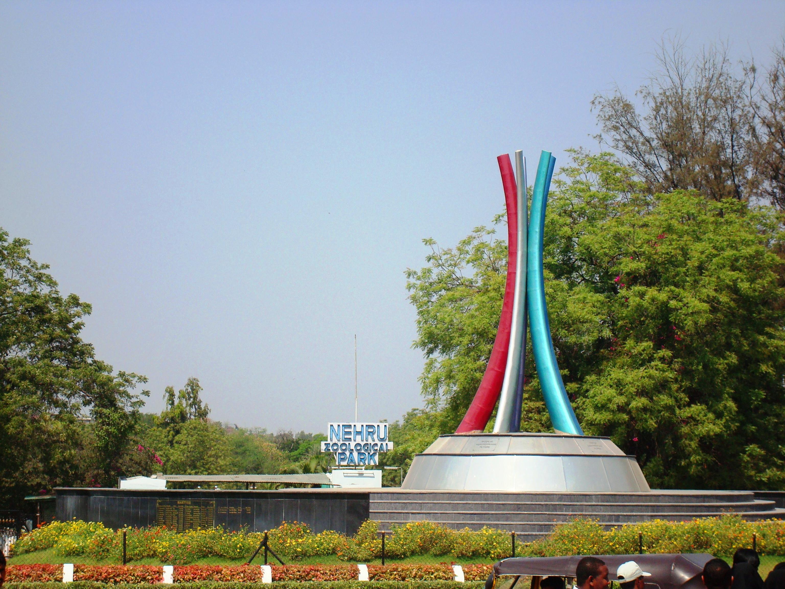 Nehru Zoological Park