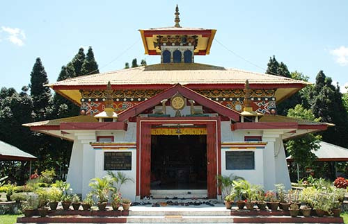 Buddhist Temple Itanagar