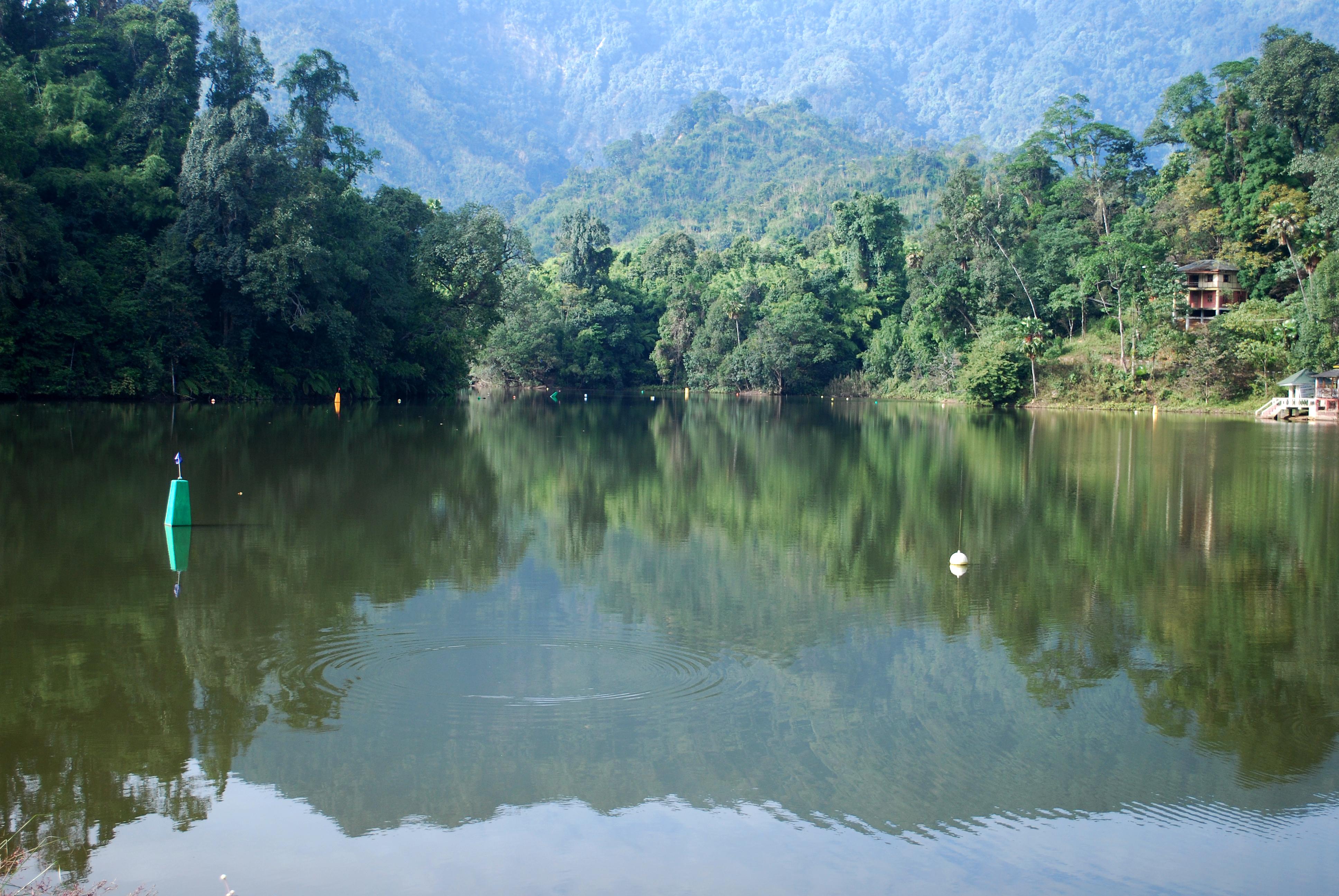 Gyakar Sinyi or the Ganga Lake