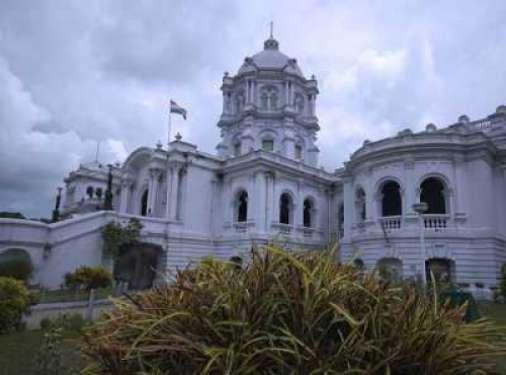 The Ujjayanta palace