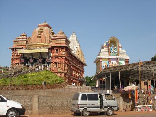 Goddess Durga Temple