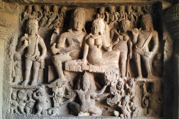 Ajanta and Ellora Sculptures