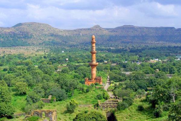 Chand Minar Aurangabad