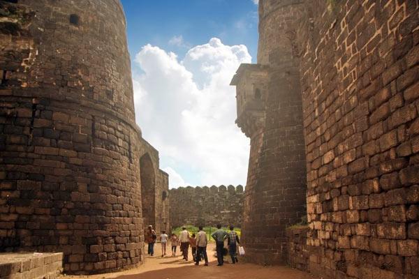Daulatabad Fort Aurangabad