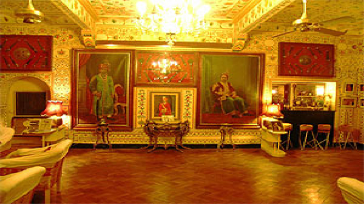 The Bissau Palace