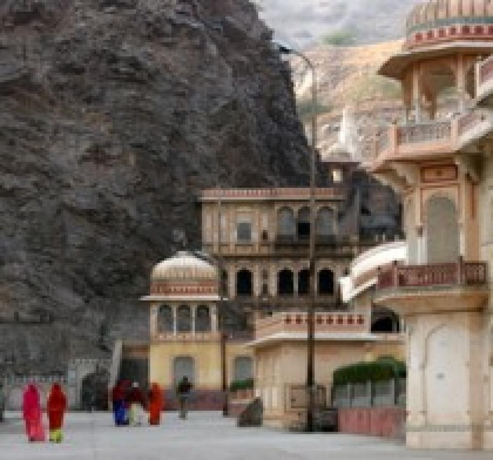 Galta Temple1