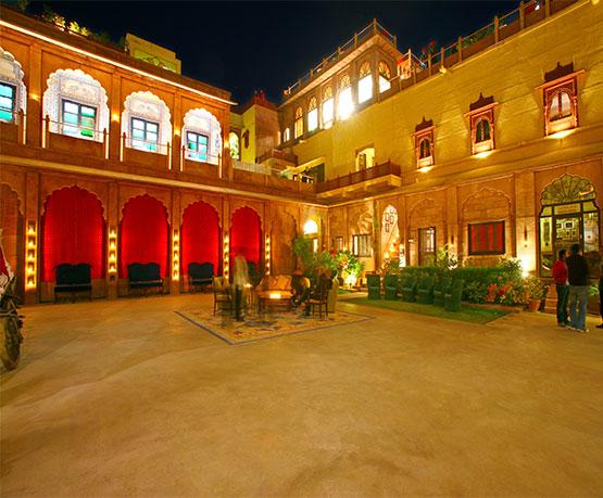 Pal Haveli Hotel