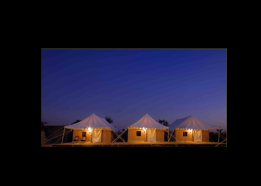 BISHNOI VILLAGE CAMP RESORT