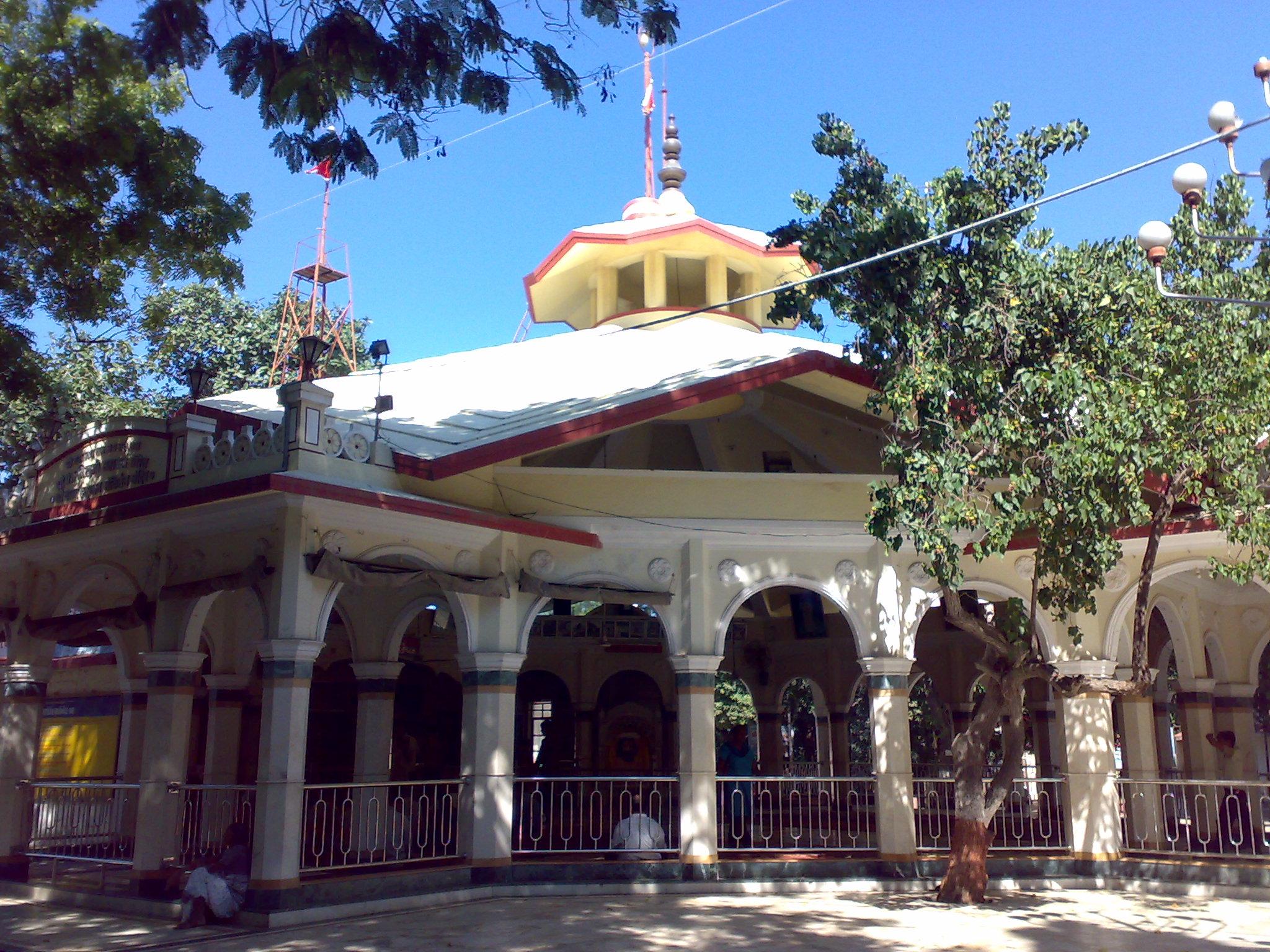 Bala Hanuman Temple1