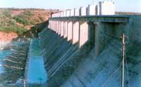 Dahalampur, Chappi Dam