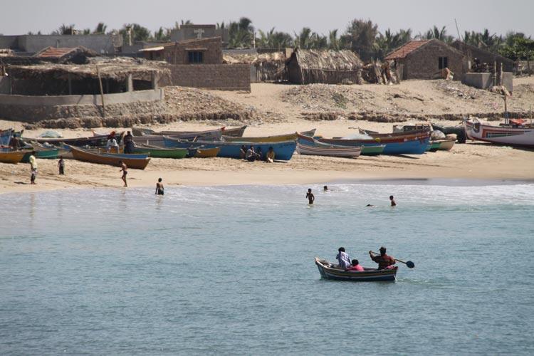 The Beaches of Junagadh