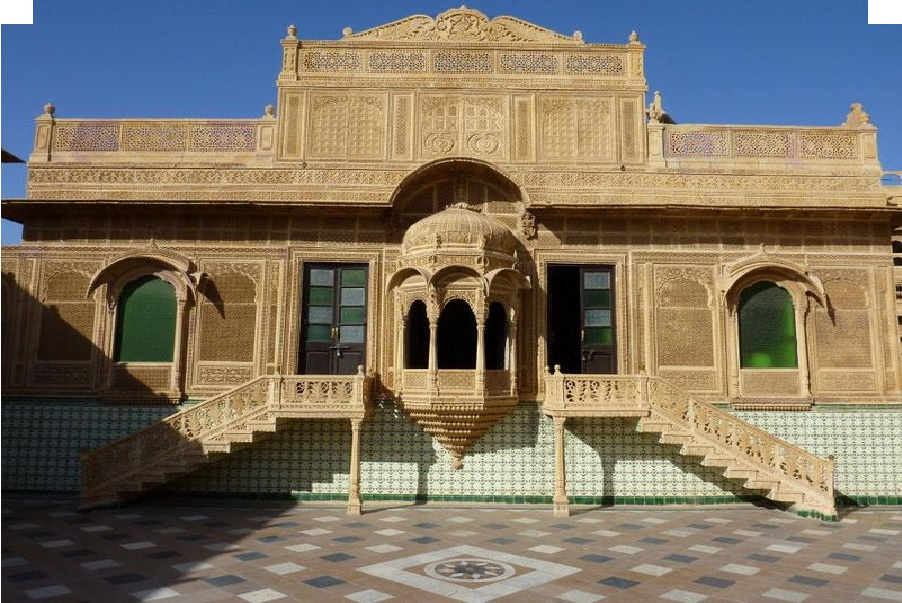 WELCOMHERITAGE MANDIR PALACE