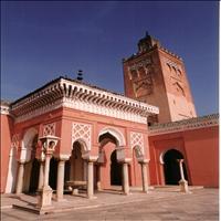 The Moorish Mosque