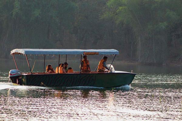 Boat Safari at Kabini