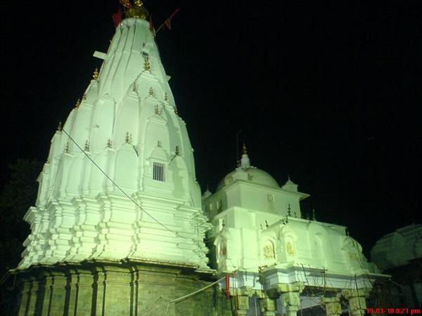 The Brijeshwari Temple