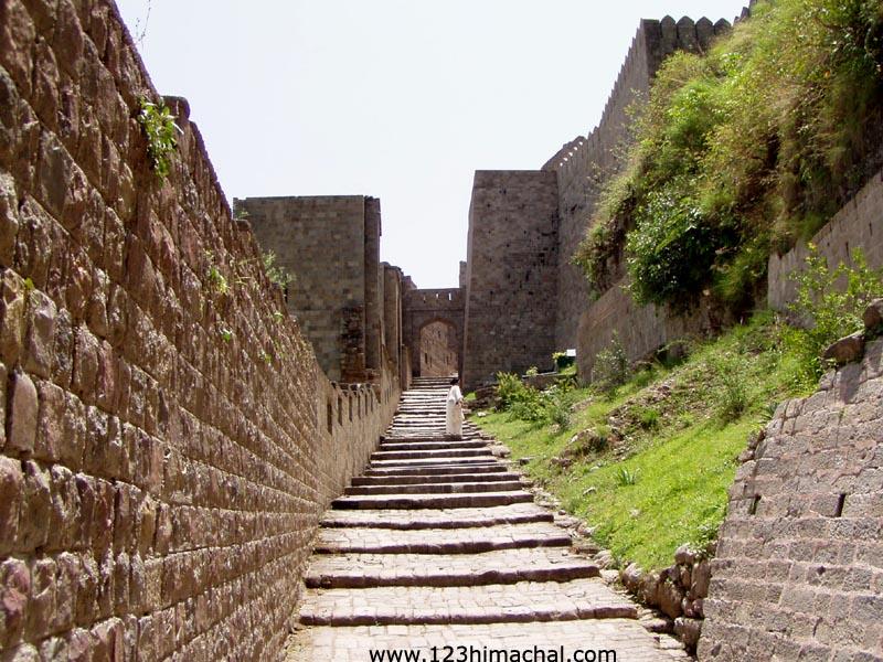 Kangra Fort1