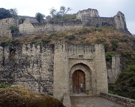 Kangra Fort2
