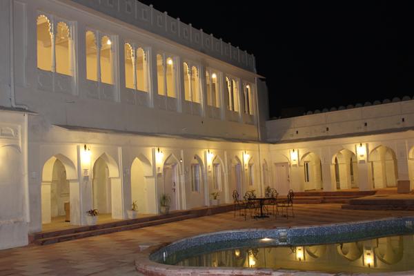 Dera Khairwa- The Fort Palace