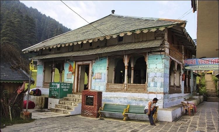 Khajji Naga Shrine