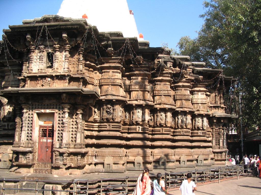 The Mahalakshmi temple