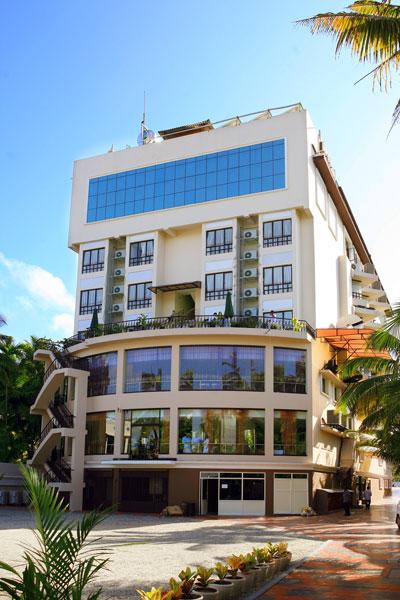 REGENT LAKE PALACE HOTEL
