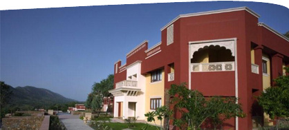 CLUB MAHINDRA FORT