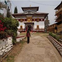 The Thongsha Gompa