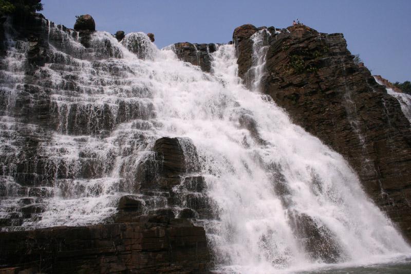 Tiratgarh Waterfalls