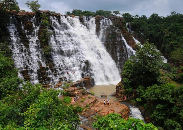 Tiratgarh Waterfalls1