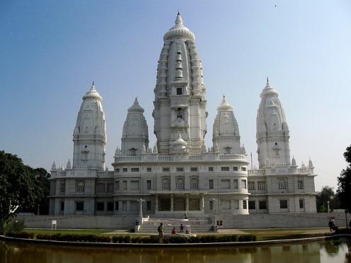 The Radha Krishna temple2