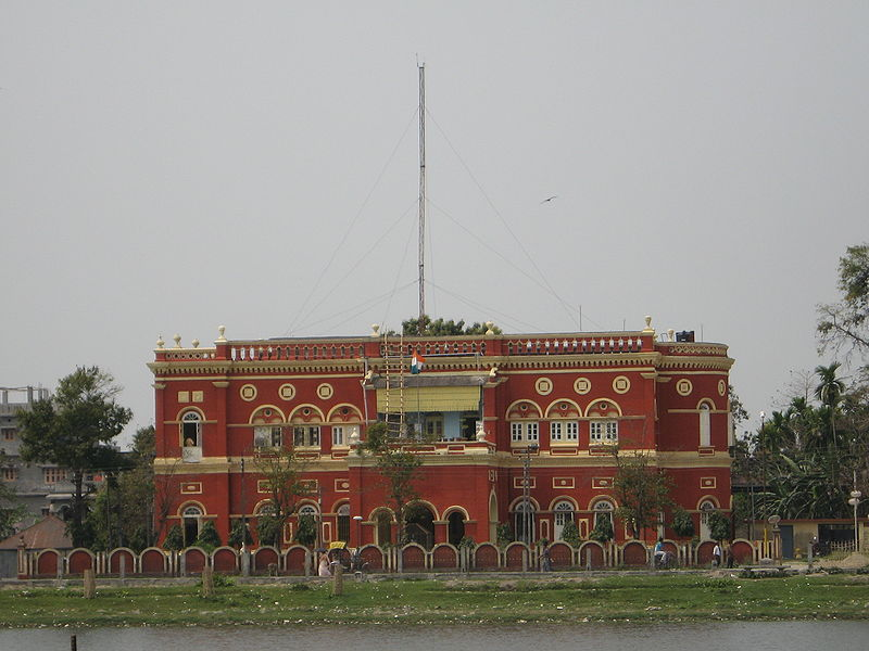 Buildings of Coochbehar