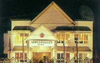 APPLE VALLEY RESORTS