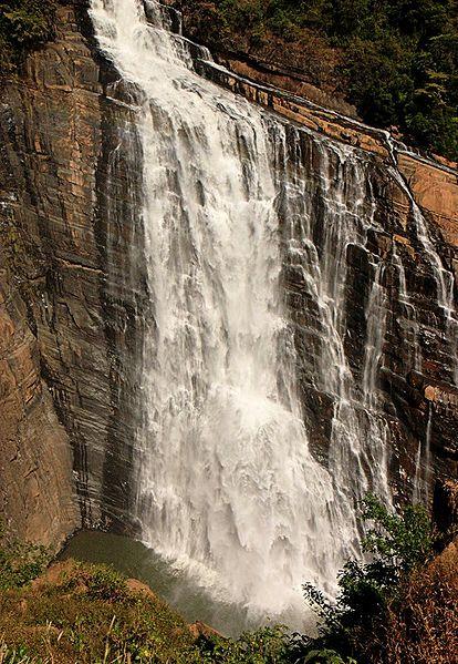 Lushington Falls
