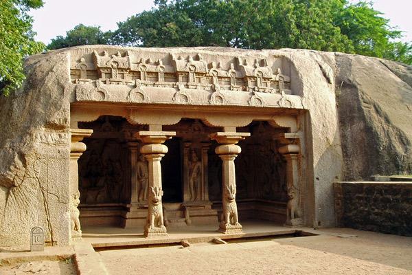 Varaha Cave Temple Mahabalipuram