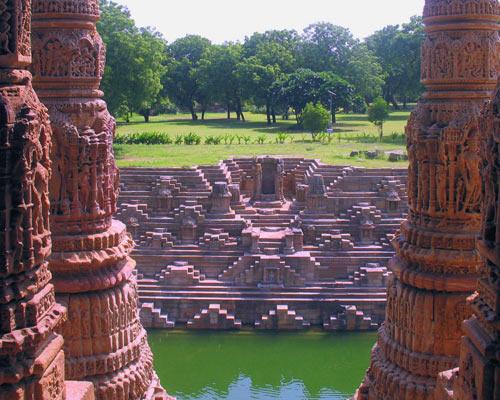 Carved Sculpture Sun Temple