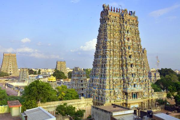 Thirupparamkunram Murgan Temple