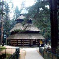 The Hidamba Devi temple