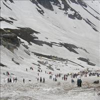 Rohatang Pass Manali