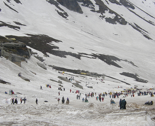 Rohtang Pass Best place for manali