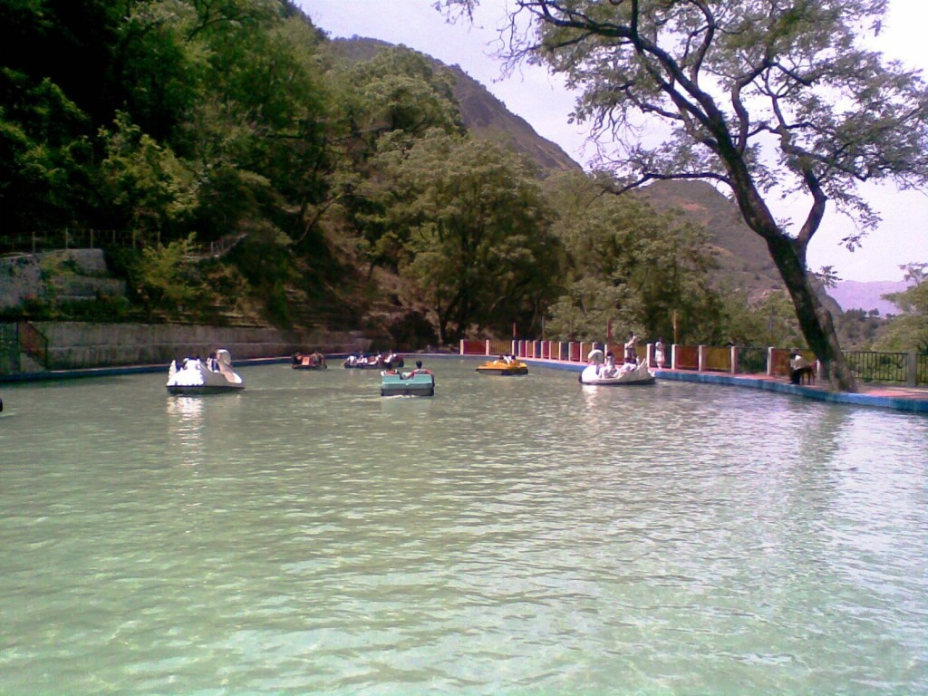 Mussoorie Lake