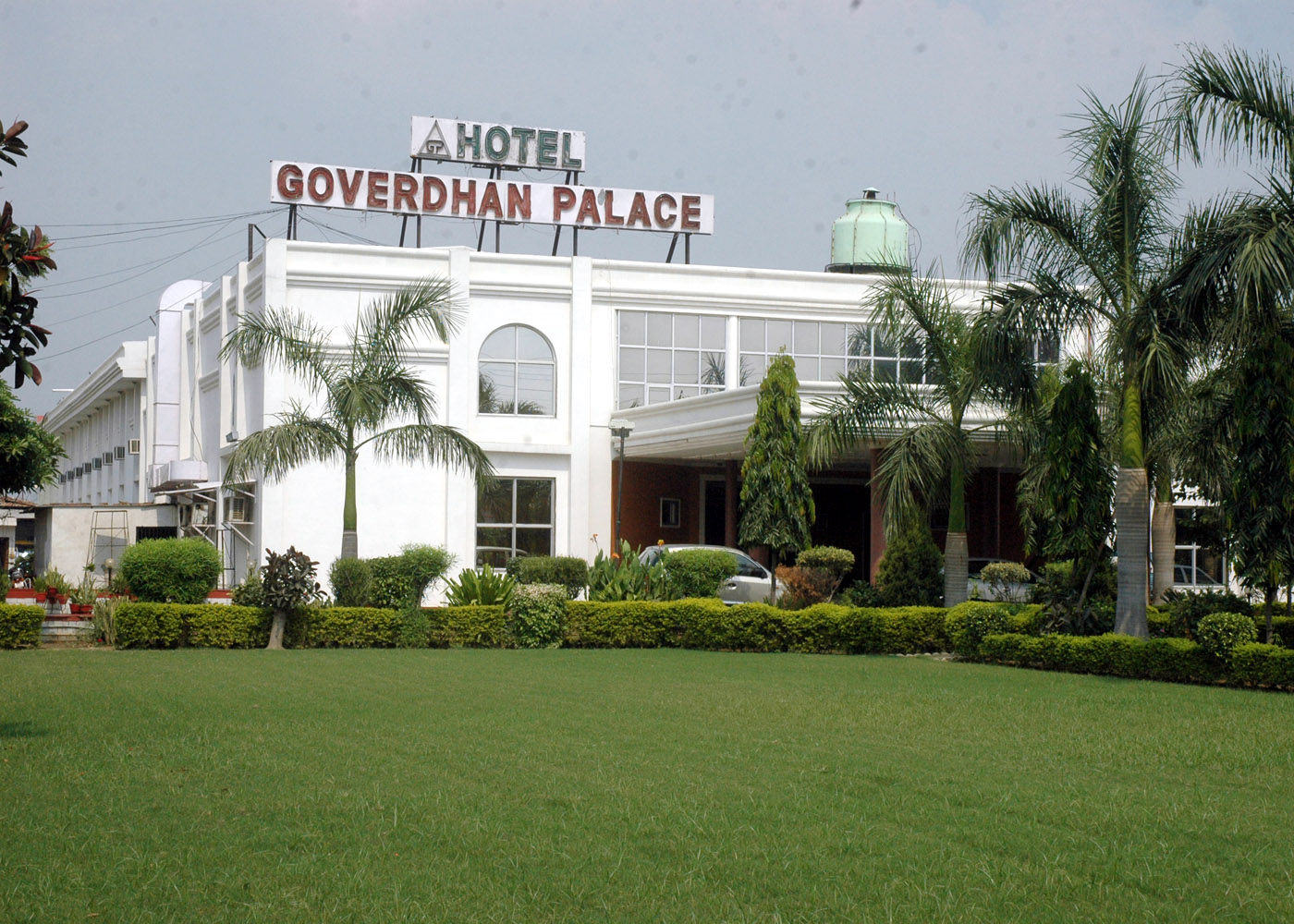 GOVERDHAN PALACE