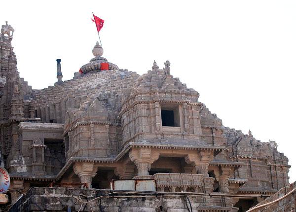 Inside View of Ranakpur Jain Temples