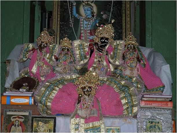 Jugal Kishore temple