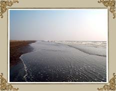 Manginapudi Beach
