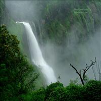 Lingamala Water falls