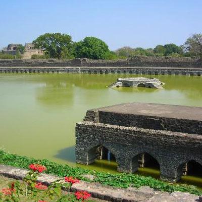 View From Jahaj Mahal