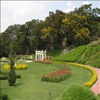 Brindavan gardens and Krishnarajendra Dam