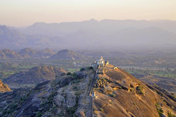 Jain Rock Temple Narlai