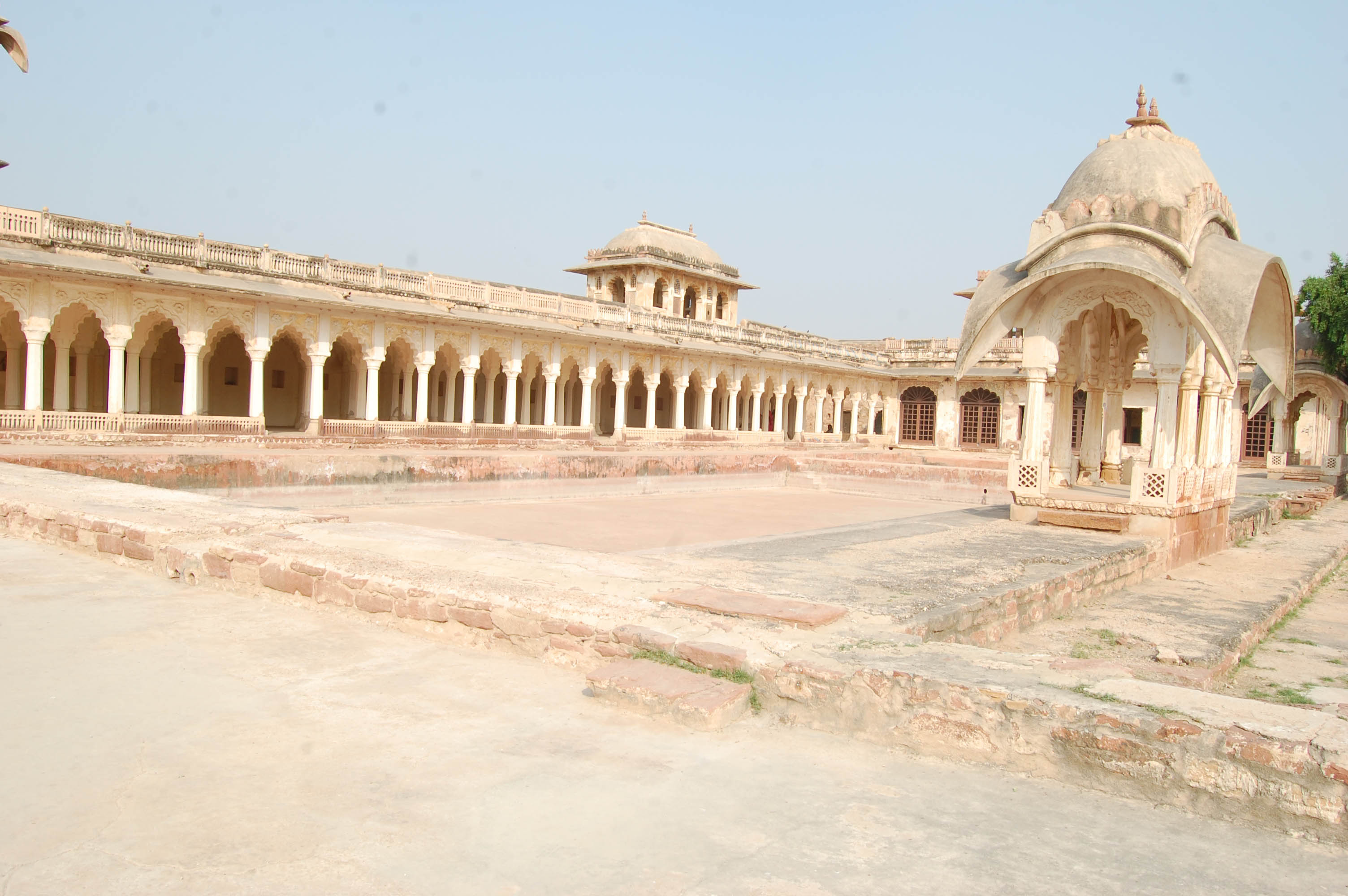 NAGAUR FORT - RANVAS